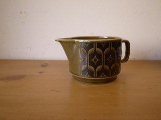 Hornsea (ホーンジー) heirloom レイクランドグリーン ミルクジャー