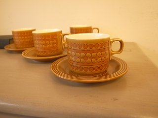Hornsea(ホーンジー) saffron  C/S