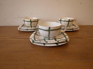 ミッドウィンター(Midwinter) Homeweave green トリオ
