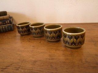 ホーンジー heirloom レイクランドグリーン エッグカップ hon0324