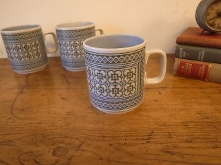 ホーンジー Tpestry(タペストリー) マグカップ