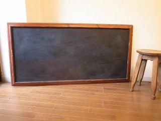 ビンテージの大きな黒板