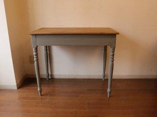 アンティークパイン W90小さなテーブル