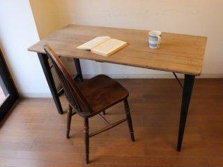 アンティーク W121折り畳みテーブル