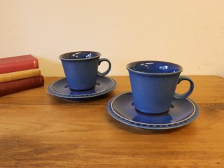 DENBY(デンビー) コーヒーC/S (reflex blue)<img class='new_mark_img2' src='https://img.shop-pro.jp/img/new/icons6.gif' style='border:none;display:inline;margin:0px;padding:0px;width:auto;' />