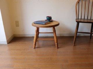 アンティークパイン 小さなローテーブル