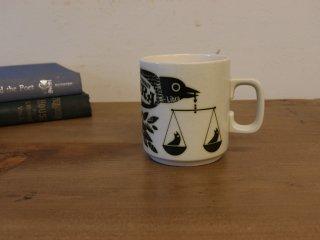ホーンジー(Hornsea ) マグカップ(Libra)