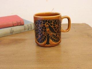 ホーンジー(Hornsea ) マグカップ(木と鳥)
