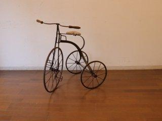 アンティーク アイアン三輪車