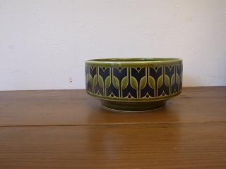 Hornsea (ホーンジー) heirloom レイクランドグリーン シリアルボウル