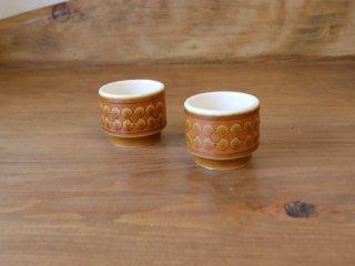 Hornsea(ホーンジー) saffron  キャニスターSサイズ coffee