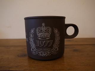 Hornsea(ホーンジー) マグカップ Silver Jubilee