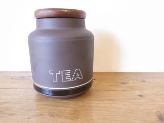 Hornsea(ホーンジー) contrast キャニスター tea