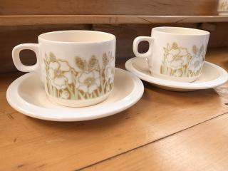 Hornsea (ホーンジー) fleur  カップ&ソーサー