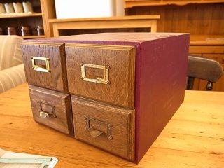 4dr カードケースボックス