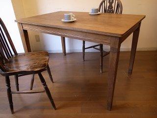 アンティーク フレンチW125オークテーブル