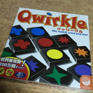QWIRKLE クゥワークル<img class='new_mark_img2' src='//img.shop-pro.jp/img/new/icons1.gif' style='border:none;display:inline;margin:0px;padding:0px;width:auto;' />