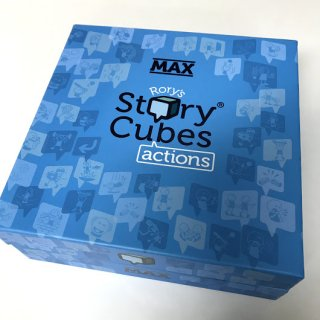Rory Story's Cubes アクション MAX