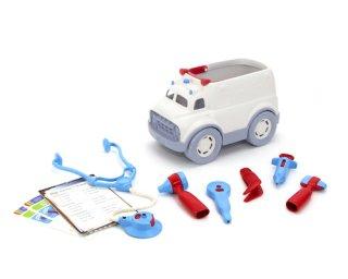 グリーントイズ  救急車&ドクターセット