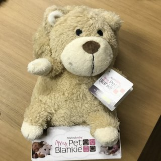 ブランケット Bear