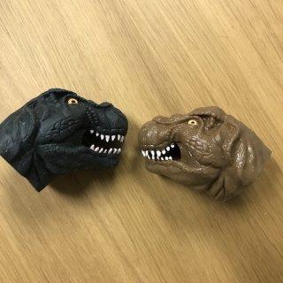 恐竜フィンガーパペット