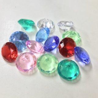 プラスチック宝石(バラ売り)