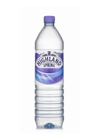 Highland Spring 1.5L Still (PET) 12本入り