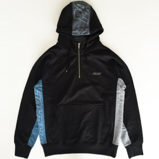 <img class='new_mark_img1' src='http://www.equipment-store.com/img/new/icons1.gif' style='border:none;display:inline;margin:0px;padding:0px;width:auto;' />Palace Skateboards<br>QUARTER ZIP HOOD<br>BLACK<br>�֥�å�