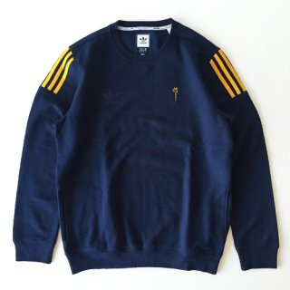 <img class='new_mark_img1' src='//img.shop-pro.jp/img/new/icons1.gif' style='border:none;display:inline;margin:0px;padding:0px;width:auto;' />ADIDAS × HARDIES<br>HARDIES CREWNECK<br>アディダス×ハーディーズ<br>クルーネック