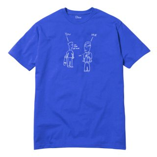 <img class='new_mark_img1' src='https://img.shop-pro.jp/img/new/icons1.gif' style='border:none;display:inline;margin:0px;padding:0px;width:auto;' />Dime<br>World Peace T-Shirt<br>ROYAL BLUE