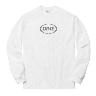 <img class='new_mark_img1' src='//img.shop-pro.jp/img/new/icons1.gif' style='border:none;display:inline;margin:0px;padding:0px;width:auto;' />Dime<br>Fast Long Sleeve T-Shirt<br>WHITE