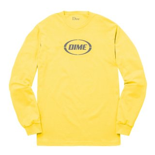 <img class='new_mark_img1' src='https://img.shop-pro.jp/img/new/icons1.gif' style='border:none;display:inline;margin:0px;padding:0px;width:auto;' />Dime<br>Fast Long Sleeve T-Shirt<br>YELLOW