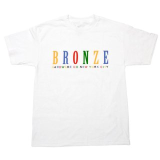 <img class='new_mark_img1' src='//img.shop-pro.jp/img/new/icons47.gif' style='border:none;display:inline;margin:0px;padding:0px;width:auto;' />Bronze 56K<br>BRONZE HARDWARE CO TEE<br>WHITE