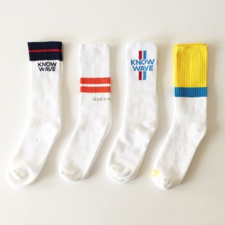 <img class='new_mark_img1' src='//img.shop-pro.jp/img/new/icons1.gif' style='border:none;display:inline;margin:0px;padding:0px;width:auto;' />KNOW WAVE<br>KNOW WAVE SOCKS