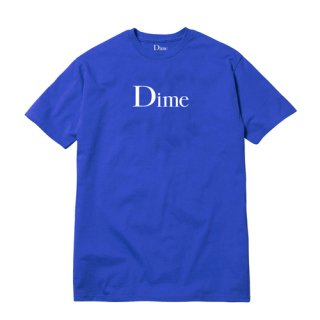 <img class='new_mark_img1' src='//img.shop-pro.jp/img/new/icons1.gif' style='border:none;display:inline;margin:0px;padding:0px;width:auto;' />Dime<br>CLASSIC LOGO T-SHIRT<br>ROYAL