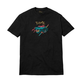 <img class='new_mark_img1' src='//img.shop-pro.jp/img/new/icons1.gif' style='border:none;display:inline;margin:0px;padding:0px;width:auto;' />Dime<br>DRAGON SLAYER T-SHIRT<br>BLACK