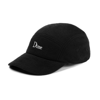 <img class='new_mark_img1' src='//img.shop-pro.jp/img/new/icons1.gif' style='border:none;display:inline;margin:0px;padding:0px;width:auto;' />Dime<br>FLEECE 5 PANEL CAP<br>BLACK