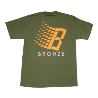 <img class='new_mark_img1' src='//img.shop-pro.jp/img/new/icons47.gif' style='border:none;display:inline;margin:0px;padding:0px;width:auto;' />Bronze 56K<br>B TEE SHIRT<br>MILITARY GREEN