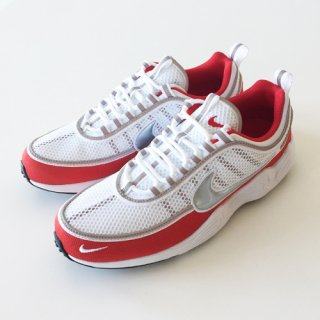 <img class='new_mark_img1' src='//img.shop-pro.jp/img/new/icons1.gif' style='border:none;display:inline;margin:0px;padding:0px;width:auto;' />NIKE<br>AIR ZOOM SPIRIDON<br>ナイキ エア ズーム スピリドン<br>WHITE×UNIVERSITY RED