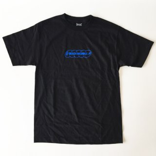 <img class='new_mark_img1' src='//img.shop-pro.jp/img/new/icons1.gif' style='border:none;display:inline;margin:0px;padding:0px;width:auto;' />BOOK WORKS<br>RECORD LOGO Tee<br>BLACK