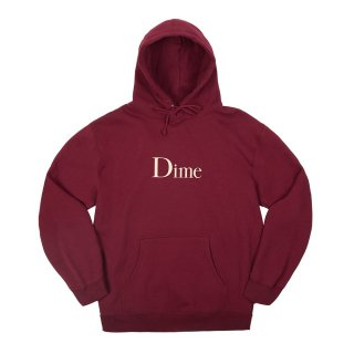 <img class='new_mark_img1' src='//img.shop-pro.jp/img/new/icons1.gif' style='border:none;display:inline;margin:0px;padding:0px;width:auto;' />Dime<br>CLASSIC HOODIE<br>BURGUNDY