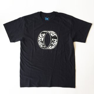 <img class='new_mark_img1' src='//img.shop-pro.jp/img/new/icons1.gif' style='border:none;display:inline;margin:0px;padding:0px;width:auto;' />CNY<br>Infinite LOOP HDNYC T-SHIRT<br>BLACK