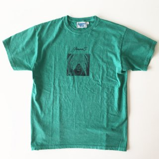 <img class='new_mark_img1' src='//img.shop-pro.jp/img/new/icons1.gif' style='border:none;display:inline;margin:0px;padding:0px;width:auto;' />GIMME FIVE<br>Milky T-SHIRT<br>GREEN