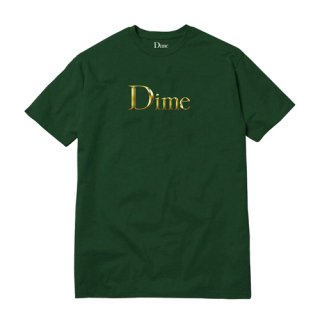 <img class='new_mark_img1' src='//img.shop-pro.jp/img/new/icons1.gif' style='border:none;display:inline;margin:0px;padding:0px;width:auto;' />Dime<br>LEGENDARY LOGO T-SHIRT<br>EMERALD GREEN