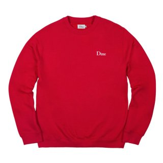<img class='new_mark_img1' src='//img.shop-pro.jp/img/new/icons1.gif' style='border:none;display:inline;margin:0px;padding:0px;width:auto;' />Dime<br>CLASSIC LOGO CREWNECK<br>RED