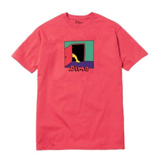 <img class='new_mark_img1' src='//img.shop-pro.jp/img/new/icons1.gif' style='border:none;display:inline;margin:0px;padding:0px;width:auto;' />Dime<br>ENTRANCE T-SHIRT<br>CORAL