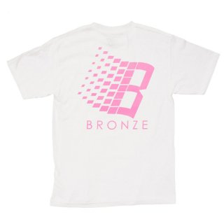 <img class='new_mark_img1' src='//img.shop-pro.jp/img/new/icons1.gif' style='border:none;display:inline;margin:0px;padding:0px;width:auto;' />Bronze 56K<br>B LOGO SOLAR ACTIVE TEE<br>WHITE