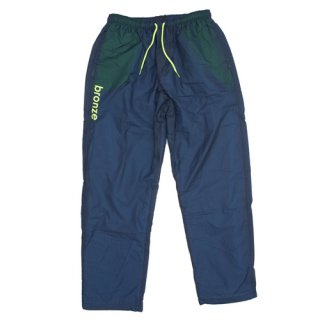 <img class='new_mark_img1' src='//img.shop-pro.jp/img/new/icons1.gif' style='border:none;display:inline;margin:0px;padding:0px;width:auto;' />Bronze 56K<br>SPORTS PANTS<br>NAVY/LIME