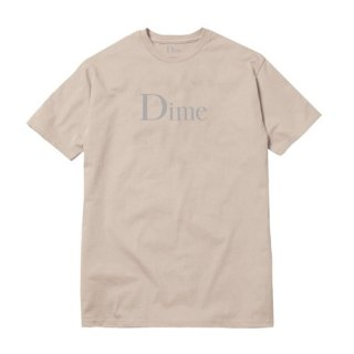 <img class='new_mark_img1' src='//img.shop-pro.jp/img/new/icons1.gif' style='border:none;display:inline;margin:0px;padding:0px;width:auto;' />Dime<br>CLASSIC LOGO T-SHIRT<br>SAND