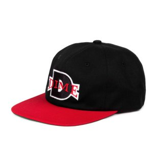 <img class='new_mark_img1' src='https://img.shop-pro.jp/img/new/icons1.gif' style='border:none;display:inline;margin:0px;padding:0px;width:auto;' />Dime<br>BALL HAT<br>BLACK/RED